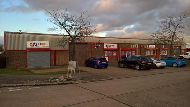 Thumbnail Light industrial for sale in Units 16 & 17, Newlands End, Laindon, Basildon, Essex