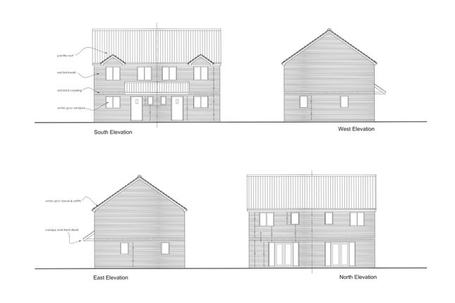 Thumbnail Semi-detached house for sale in Millbeck Drive, Lincoln