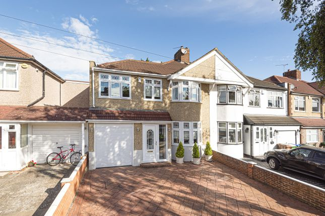 Thumbnail Semi-detached house for sale in Northumberland Avenue, Welling