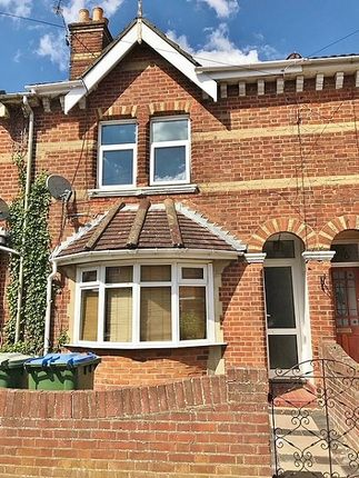 Thumbnail Terraced house for sale in Testwood Road, Freemantle, Southampton, Hampshire