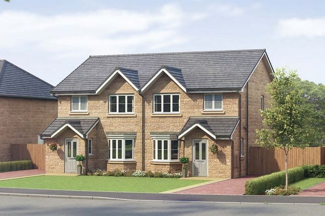 Thumbnail Semi-detached house for sale in Hade Edge, Holmfirth, West Yorkshire