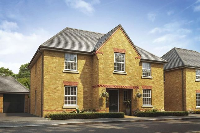 """Thumbnail Detached house for sale in """"Winstone"""" at Ventura Park Road, Bitterscote, Tamworth"""