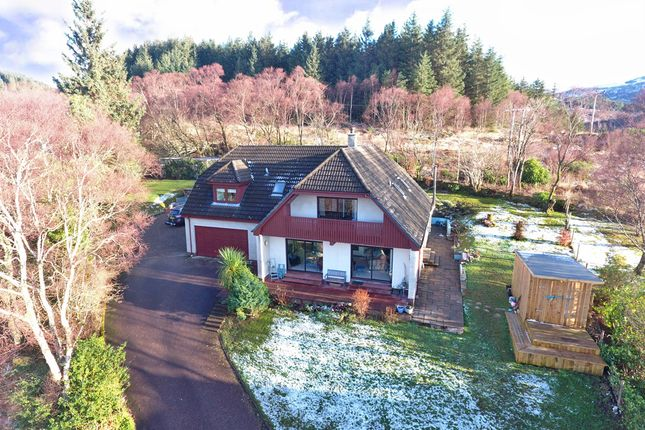 Thumbnail Detached house for sale in Corran, Onich