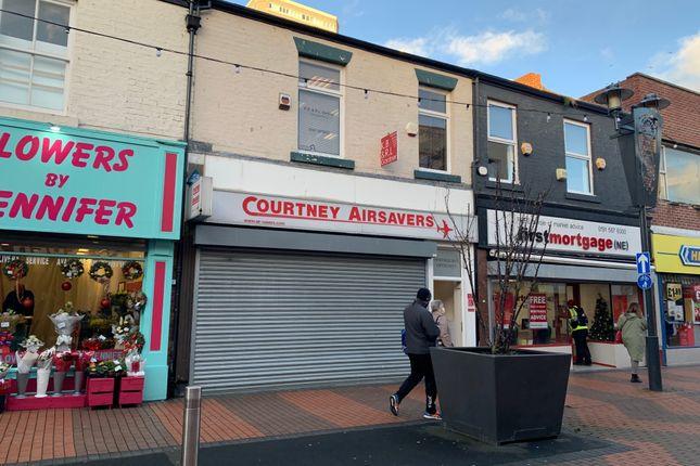 Thumbnail Retail premises to let in Ground Floor, 17 Blandford Street, Sunderland
