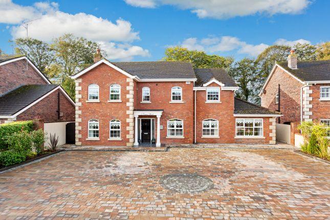 Thumbnail Detached house for sale in 5 Carne Wood, Johnstown, Navan, Meath