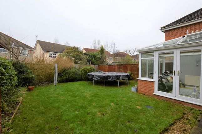 Rear Garden of Kelbra Crescent, Frampton Cotterell, Bristol BS36