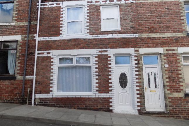 Thumbnail Terraced house to rent in Heslop Street, Close House, Bishop Auckland