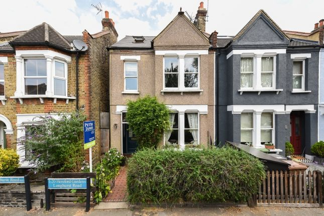 Thumbnail End terrace house for sale in Hereford Gardens, London