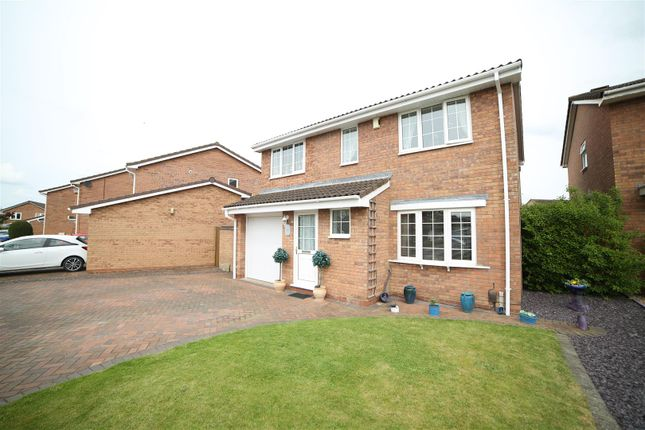Thumbnail Detached house for sale in Cote Road, Telford