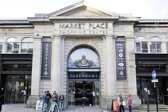 Thumbnail Retail premises to let in Market Place Shopping Centre, Bolton