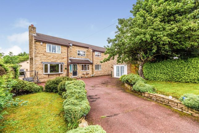 Thumbnail Detached house for sale in Station Road, Royston, Barnsley