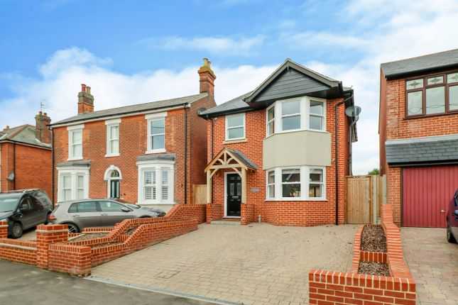 Thumbnail Detached house for sale in Belle Vue Road, Wivenhoe, Colchester