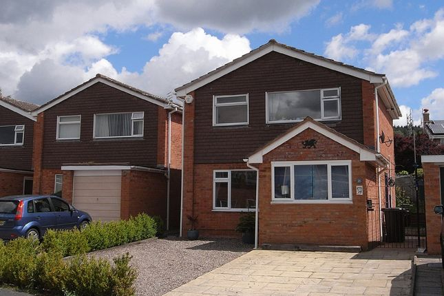 3 bed detached house for sale in Newton Close, Ledbury