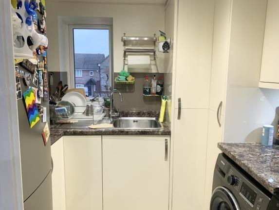 Kitchen of Hampstead Gardens, Chadwell Heath, Romford RM6