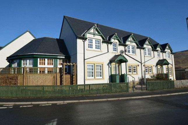 Thumbnail Terraced house for sale in 41 Mains Farm Steading, Cardrona, Peebles