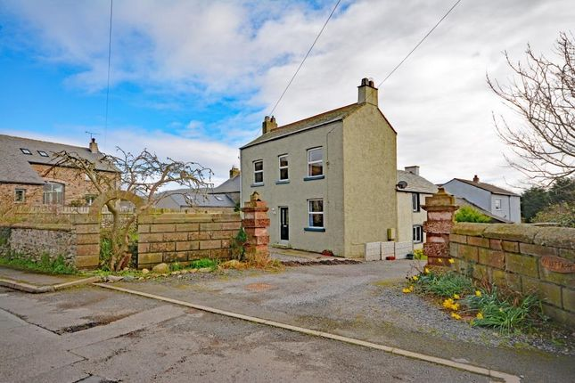 Thumbnail Link-detached house for sale in Main Street, Silecroft, Millom