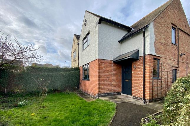 Thumbnail Semi-detached house to rent in Glossop Street, Derby, Derbys