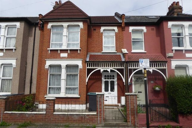 Thumbnail Terraced house to rent in Boundary Road, Wood Green, London