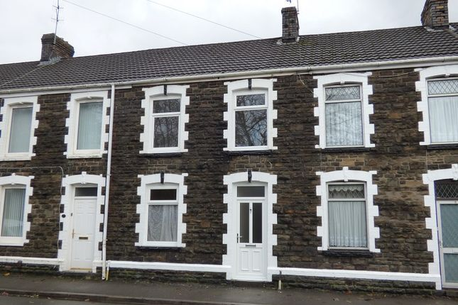 Thumbnail Terraced house to rent in Rockingham Terrace, Briton Ferry, Neath .