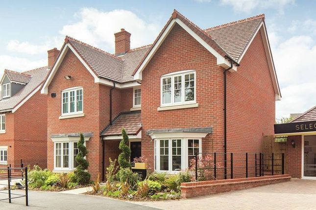 "Thumbnail Detached house for sale in ""The Richmond"" at Kendal End Road, Barnt Green, Birmingham"