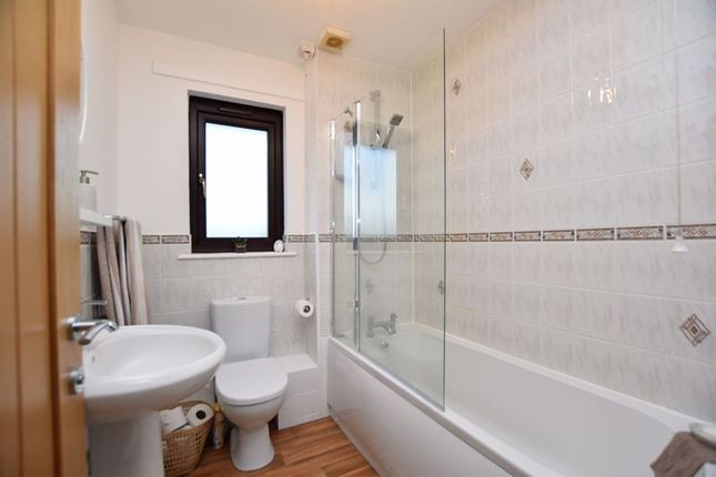 Bathroom of Hanover Parc, Indian Queens, St. Columb TR9