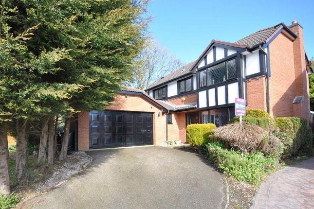 Thumbnail Detached house for sale in Cedar Close, Newton, Preston, Lancashire