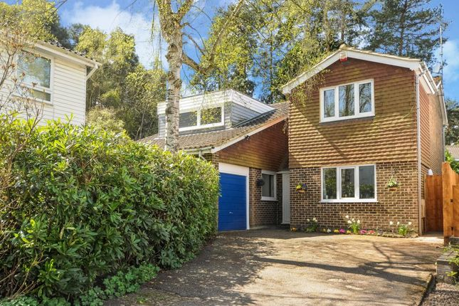 Thumbnail Detached house to rent in Qualitas, Bracknell