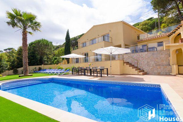 Villa for sale in Serra Brava, Lloret De Mar, Spain
