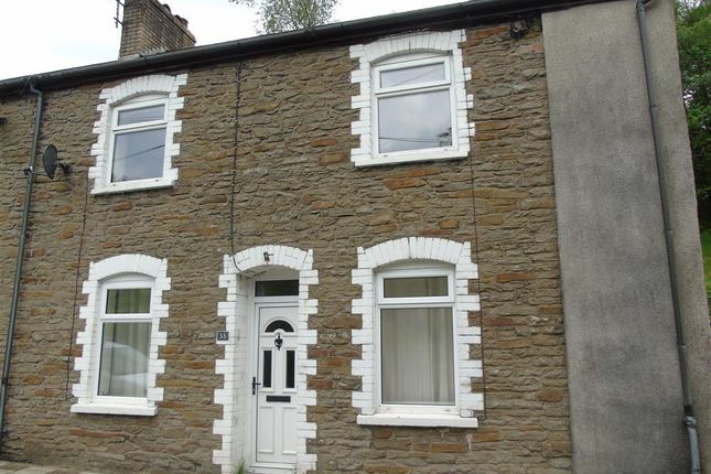 Thumbnail Property to rent in Railway Terrace, Hollybush, Blackwood