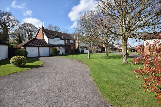 Thumbnail Detached house for sale in Five Acres, Cambridge Road, Stansted