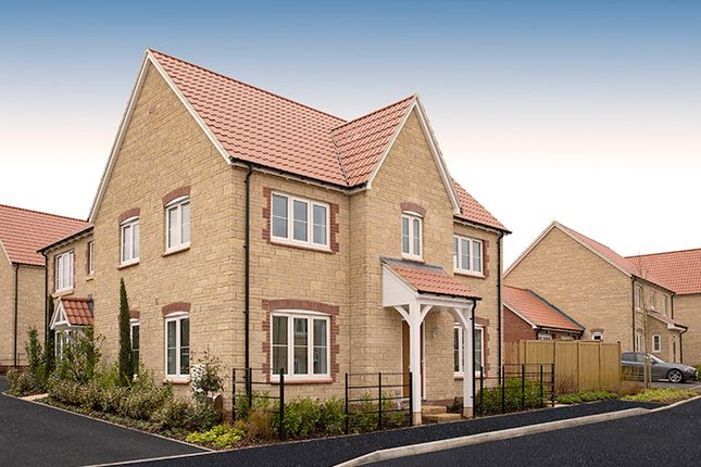 "Thumbnail Property for sale in ""The Welwyn"" at Studley Lane, Studley, Calne"