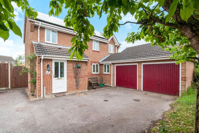 Thumbnail Detached house for sale in Factory Lane, Roydon, Diss