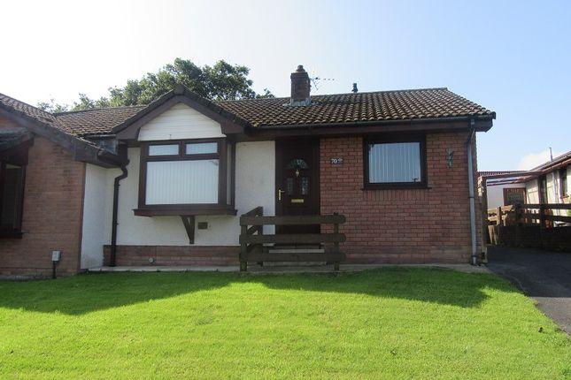 Thumbnail Bungalow to rent in Lon Brynawel, Llansamlet, Swansea