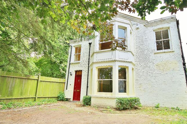 Thumbnail Detached house to rent in Carlyle Road, Cambridge