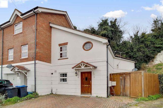 Thumbnail Terraced house for sale in Biddulph Road, Croydon