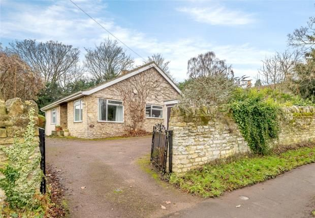 Thumbnail Detached bungalow for sale in 5 Pinfold Lane, Stamford