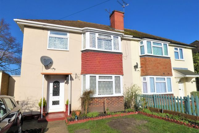 Thumbnail Semi-detached house to rent in Cripley Road, Farnborough