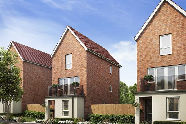"""Thumbnail Detached house for sale in """"The Orchid"""" at Osprey Close, Stanway, Colchester"""