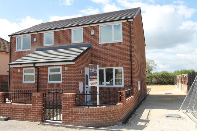 Thumbnail Semi-detached house to rent in Chestnut Street, Grimethorpe, Barnsley