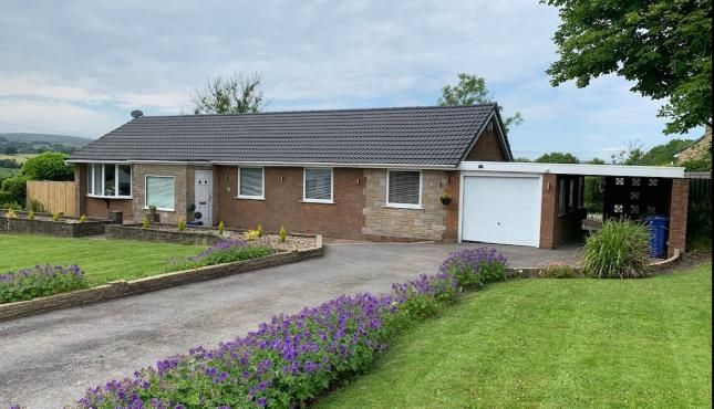 Thumbnail Bungalow for sale in Hawkswood Gardens, Brierfield, Nelson, Lancashire