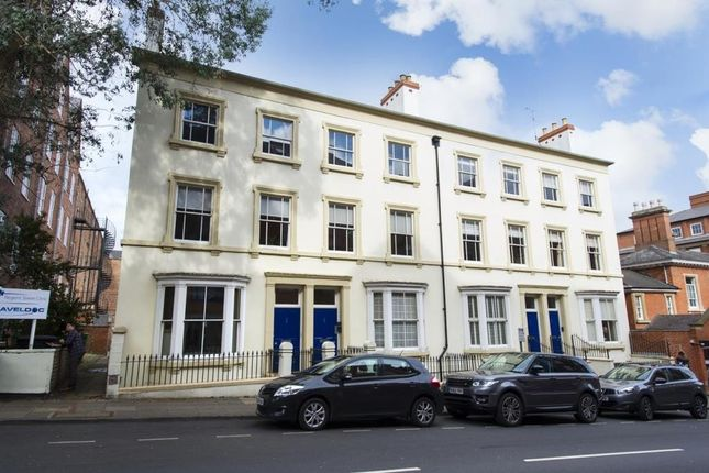 Thumbnail Flat to rent in Truman House, Park Row, Nottingham