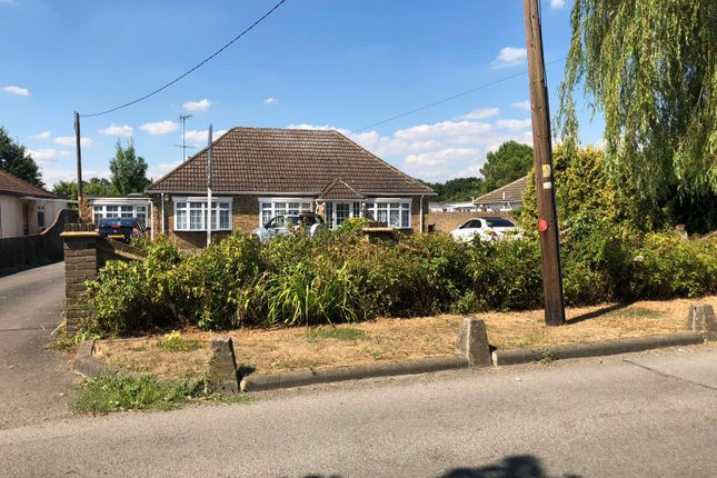 Thumbnail Detached bungalow to rent in Charville Lane, Hayes