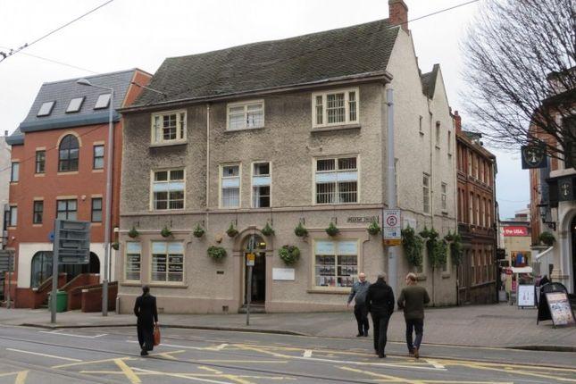 Thumbnail Retail premises to let in 6 Weekday Cross, Weekday Cross, Nottingham