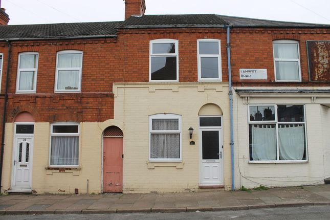 Thumbnail Terraced house for sale in Lambert Road, Leicester
