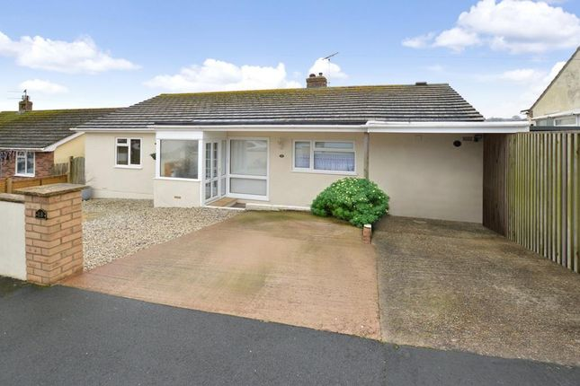 Thumbnail Bungalow for sale in Elliott Grove, Brixham, Devon