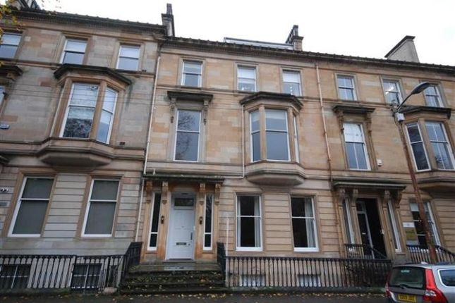 Thumbnail Semi-detached house to rent in Clairmont Gardens, Glasgow