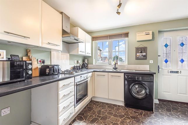 Kitchen of Kings Manor, Coningsby, Lincoln LN4