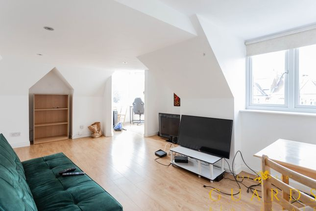 Thumbnail Flat to rent in Park Lodge, Ulleswater Road, London