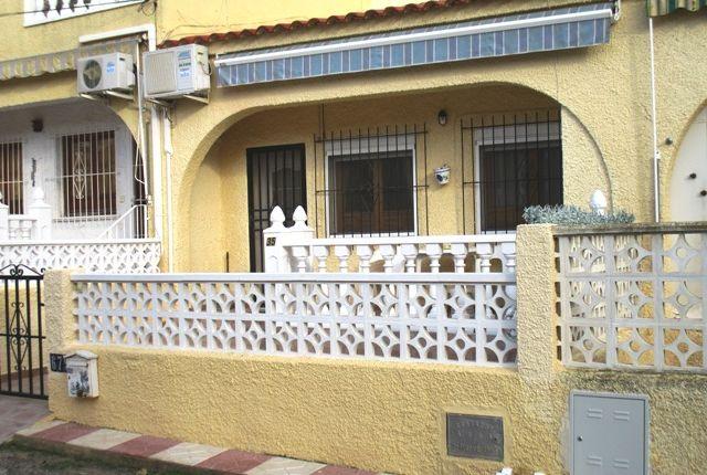 Thumbnail Terraced bungalow for sale in Urbanización La Marina, San Fulgencio, La Marina, Alicante, Valencia, Spain