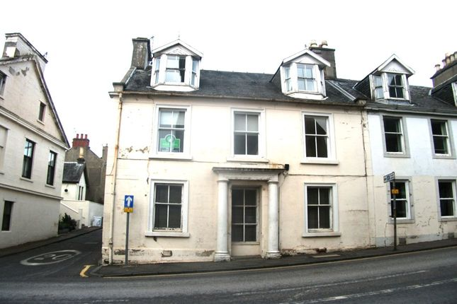 Thumbnail Flat to rent in North Vennel, Lanark